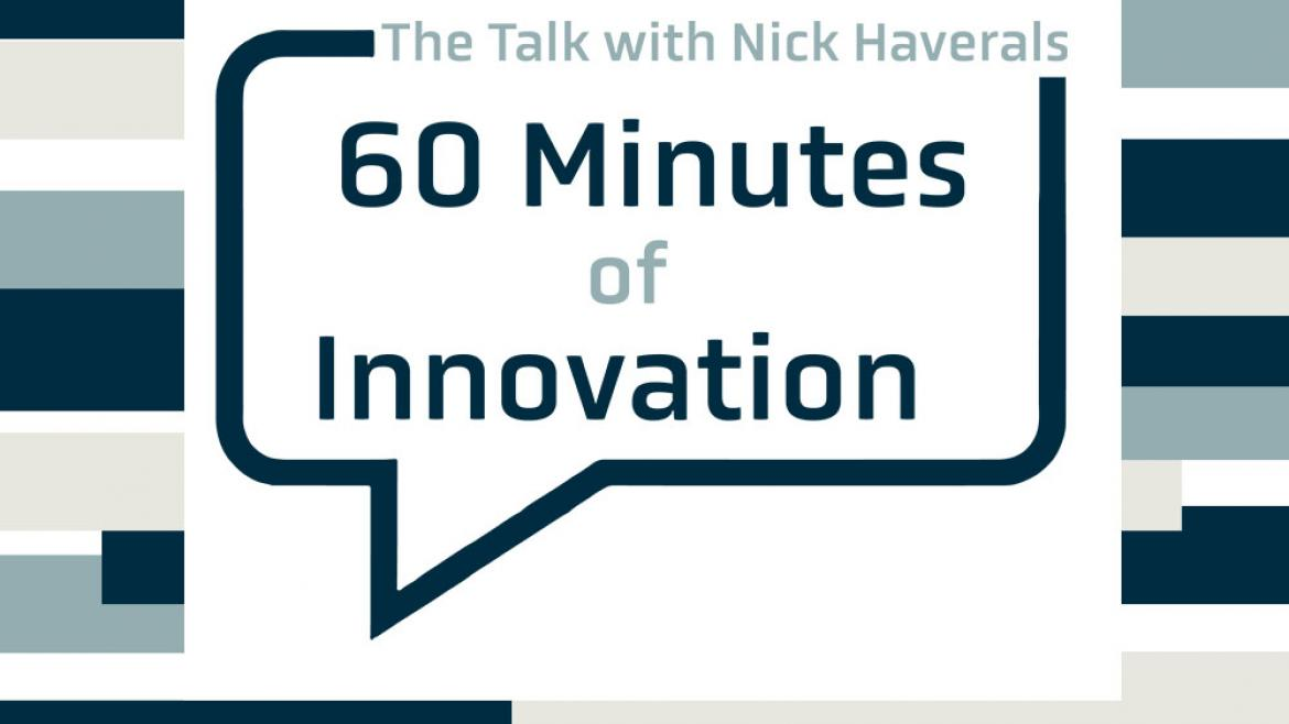 60 minutes of innovation